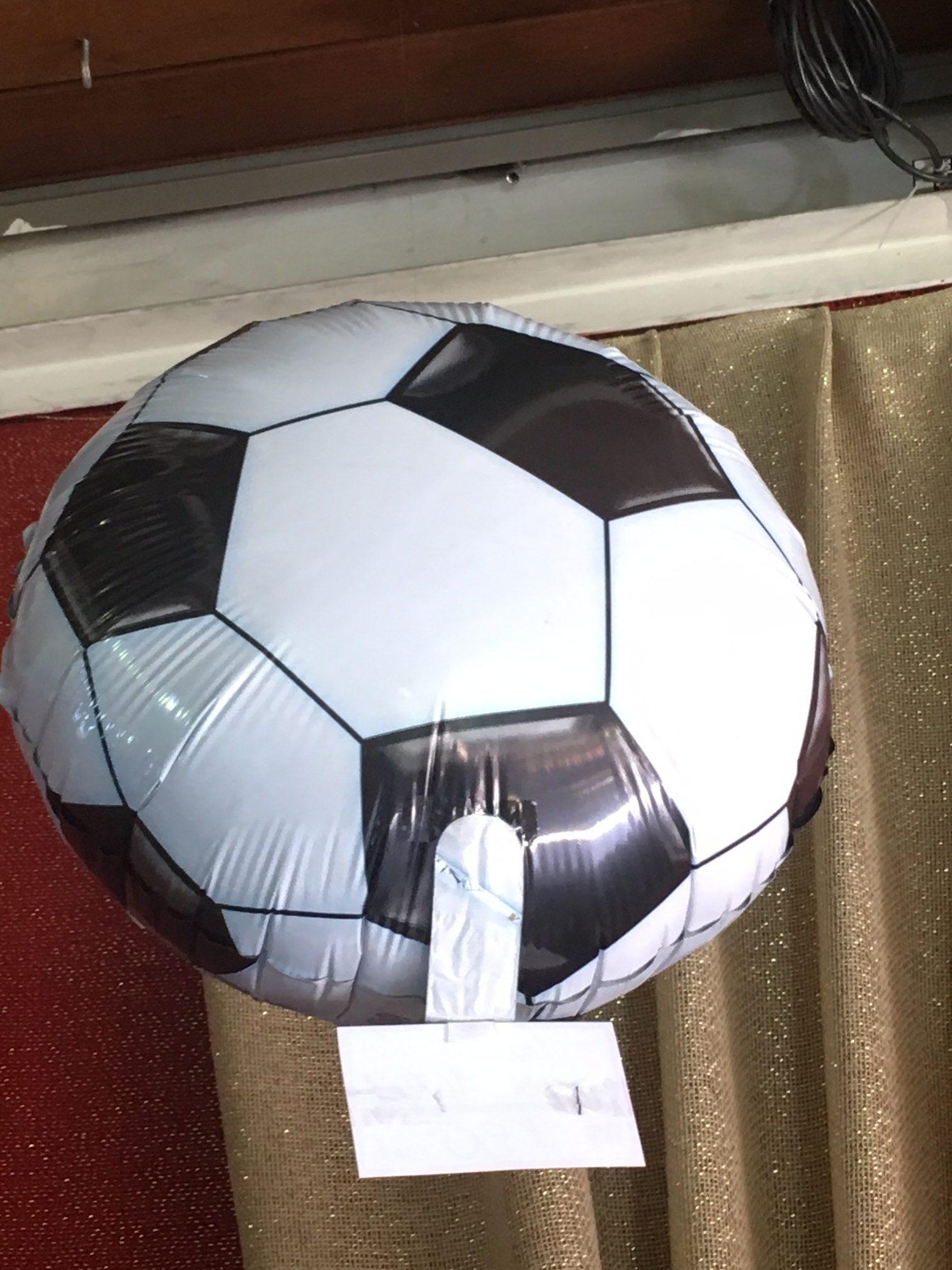 Balão Metalizado Bola Futebol Cód. 7007 em Curitiba - PR  58998ec6cf248
