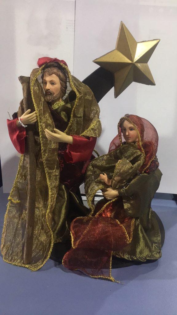 Sagrada Família Nude 25 cm SF118-ND em Curitiba - PR